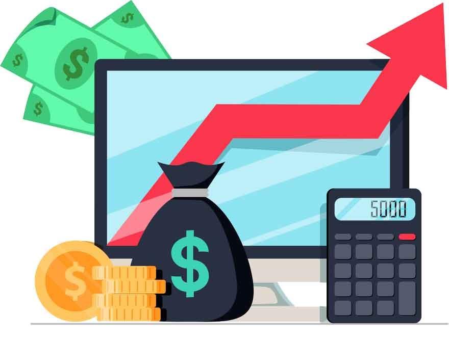website Ad revenues